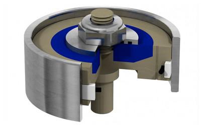 Representación y despiece 2D/3D de componentes de válvulas