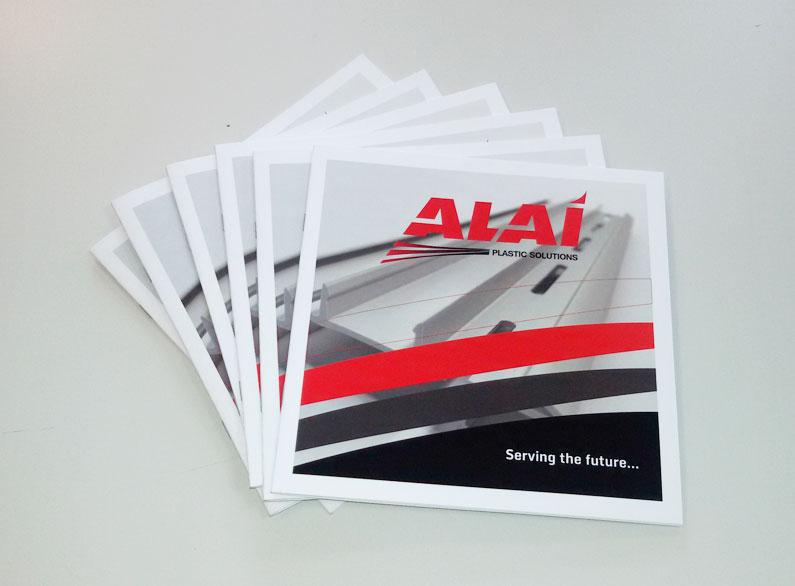 Catálogos Alai