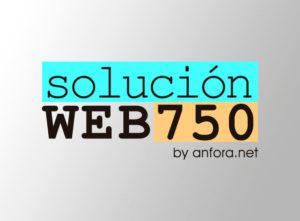 solución web 750