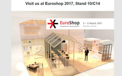 """Campaña mailing para """"basque retail"""" en la feria EuroShop2017"""