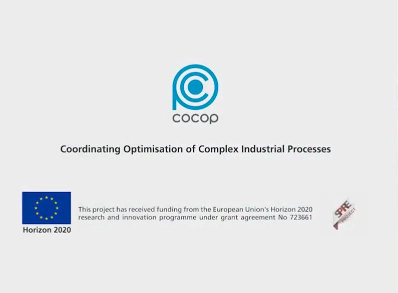 Vídeo con información del proyecto COCOP