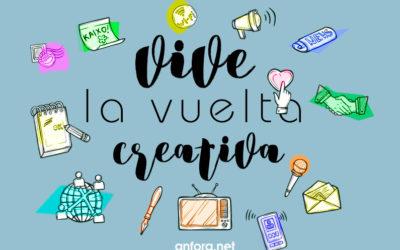 Vive la vuelta creativa